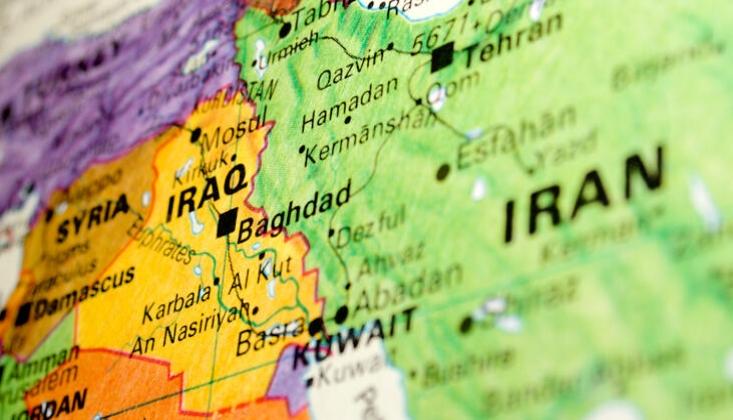 İran'dan Irak'a Tıbbi Malzeme Desteği