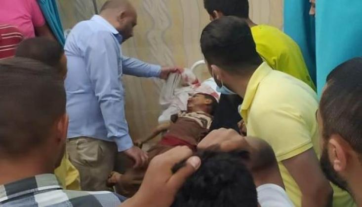 Siyonist Rejim Saldırılarında 9'u Çocuk 20 Filistinli Hayatını Kaybetti