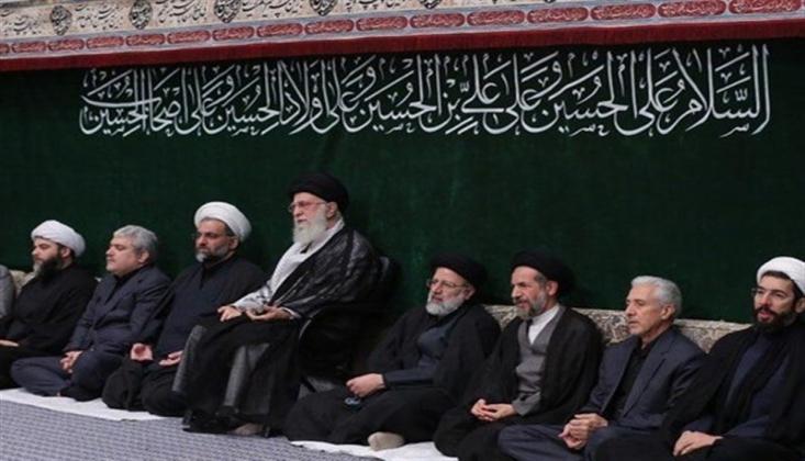 Tahran'da İmam Hamanei'nin Katılımıyla Erbain Merasimi Düzenlendi