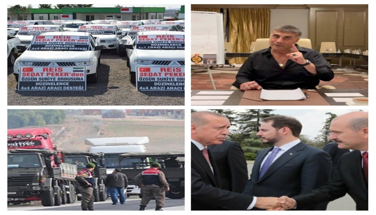 Peker'den Suriye'ye Giden Silah ve Ticaret Olayı İddiası