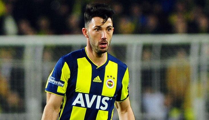 Fenerbahçe'de Tolgay Arslan Formayı Kaptı