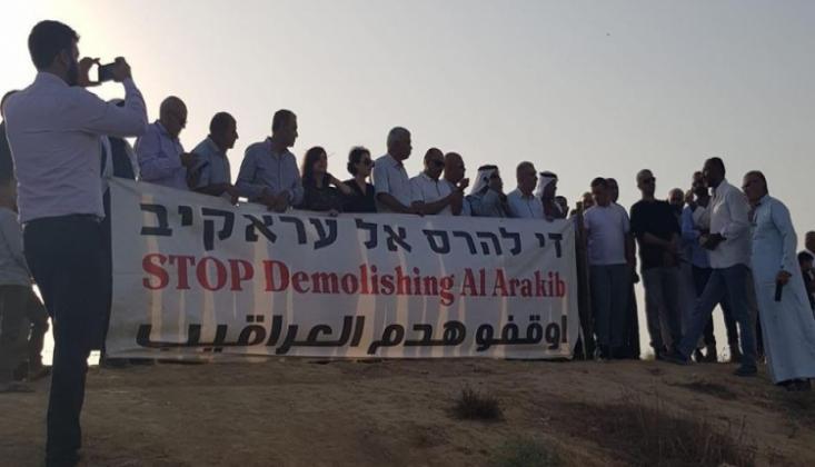 İşgal Rejimi Filistinlileri Göçe Zorluyor