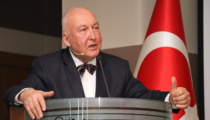 Prof. Ercan: İstanbul'da 7.5'lik Bir Deprem İçin 1000 Yıl Geçmesi Gerek