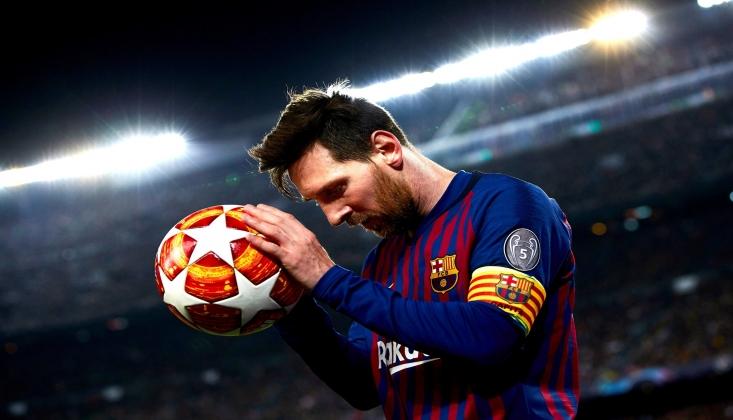 Barcelona'nın Eski Yıldızı Lionel Messi'nin Yeni Adresini Açıkladı!