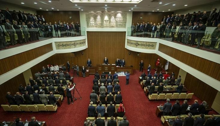 AKP Grubunda İstifa!
