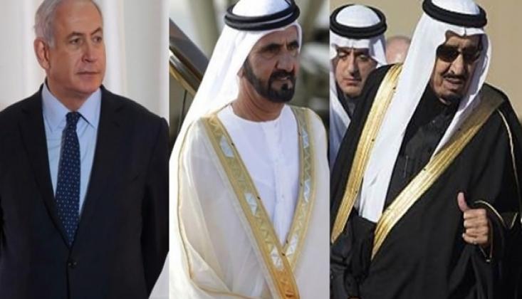 Siyonist Bakan: Arabistan ve BAE, İsrail ile İşbirliği Peşinde