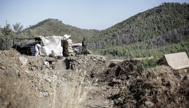 İsrail'e Ait Bir Füze Suriye'nin Güneyine İsabet Etti