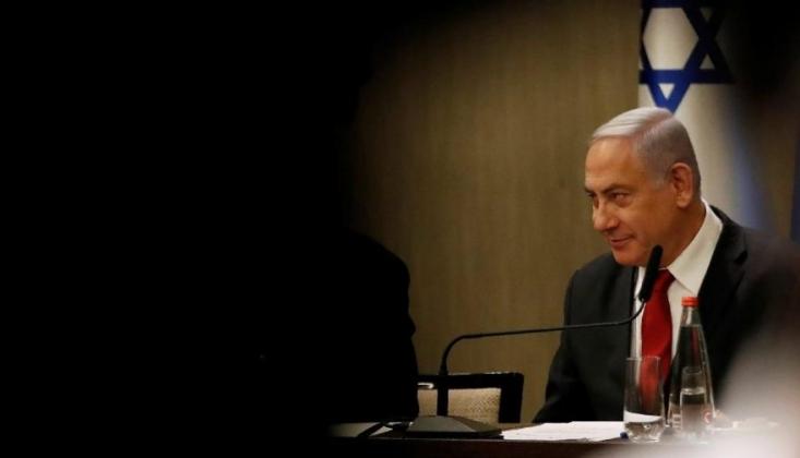 Netanyahu Teklifini Yaptı