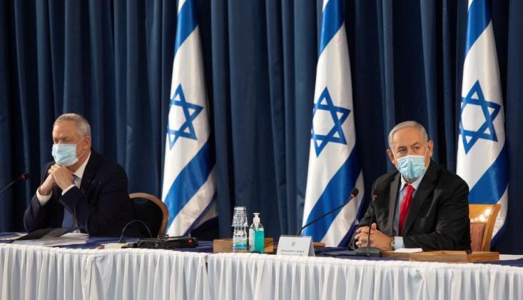 İsrail'de Siyasi Kriz