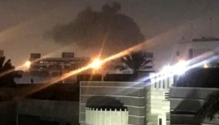 ABD Büyükelçiliği'nde Acil Durum Sirenleri Aktif Edildi