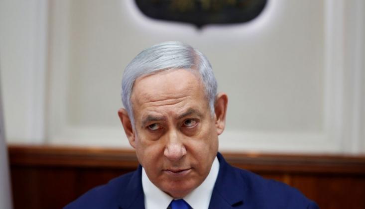 Netanyahu İsrail'in Irak'ta Faaliyet Gösterdiğini Doğruladı