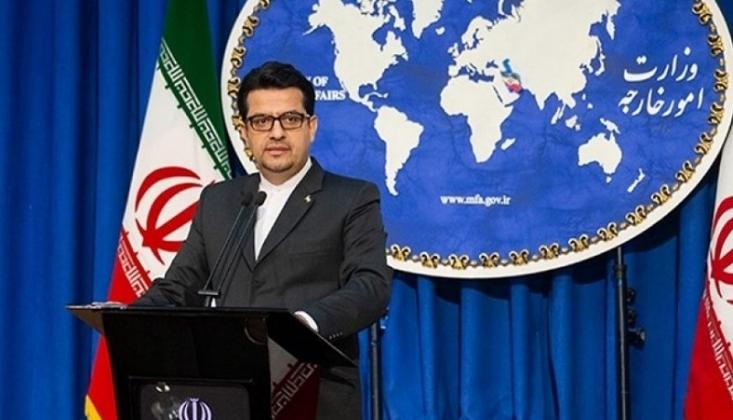 İran'dan Uluslararası Topluma Koronavirüsle Mücadele Çağrısı