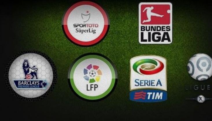 Avrupa Liglerinde Zirve Yarışı Kızıştı!