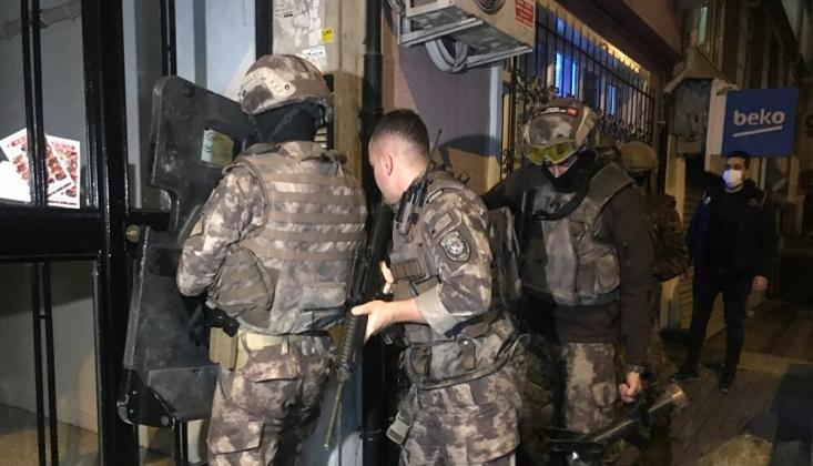 İstanbul'da El Kaide ve IŞİD Operasyonu