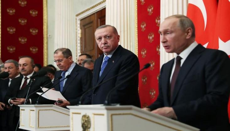 Kremlin: Putin Erdoğan'la Yüz Yüze Görüşecek