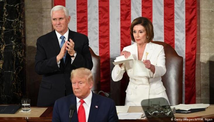 Pelosi: Trump Görevden Alınmazsa…