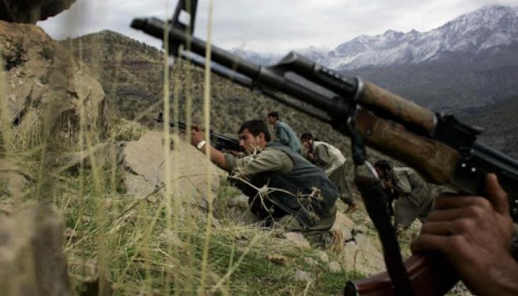 PKK ve Peşmerge Arasında Çatışma Çıktı