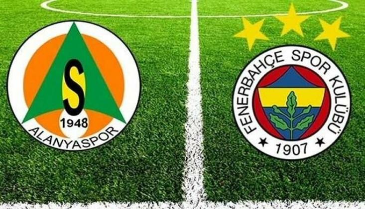 Alanyaspor - Fenerbahçe Muhtemel 11'ler