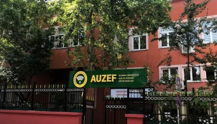 AUZEF Bahar Yarıyılı Online Sınav Tarihleri Belli Oldu