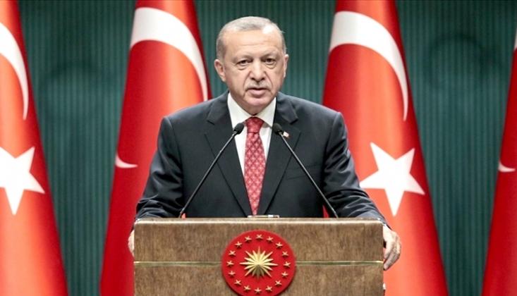 Erdoğan Açıklama Yapıyor