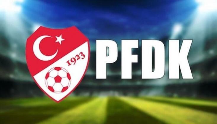 PFDK'dan İki Süper Lig Kulübüne Para Cezası