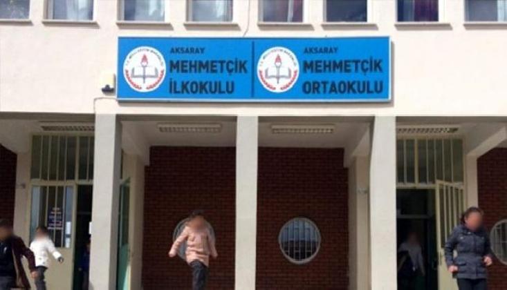 Aksaray'daki Okul Müdürü Açığa Alındı