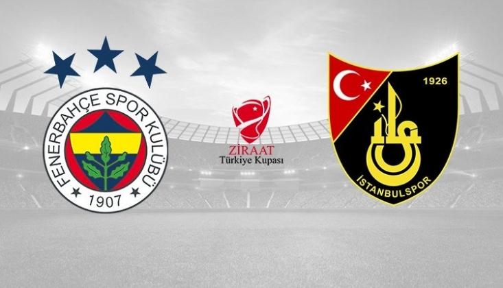 F.Bahçe Türkiye Kupası'nda Sahne Alıyor! Muhtemel 11'ler