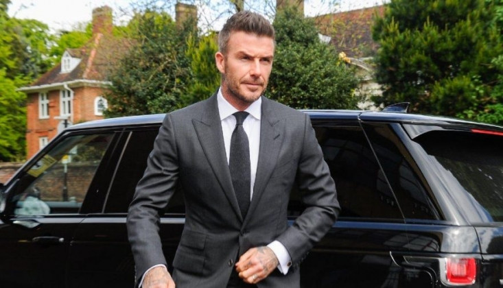 David Beckham Falcao'nun Peşinde!