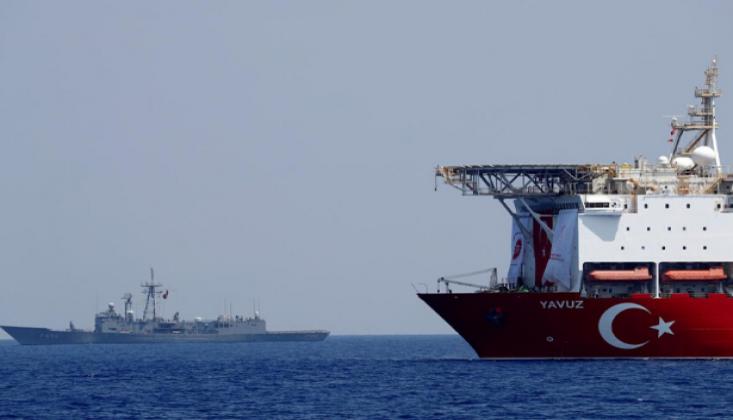 Libya İle Doğu Akdeniz Mutabakatı Meclis'te Kabul Edildi