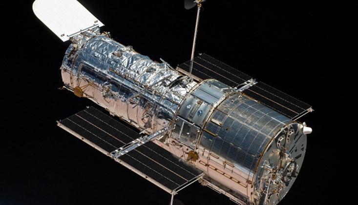 Hubble, 110 Işık Yılı Uzaklıktaki Bir Gezegende Sıvı Hâlde Su Tespit Etti