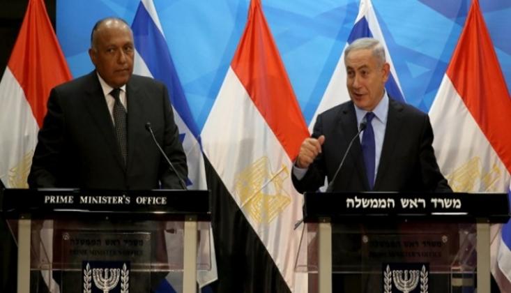 Mısır ile İsrail Arasında İşbirliği