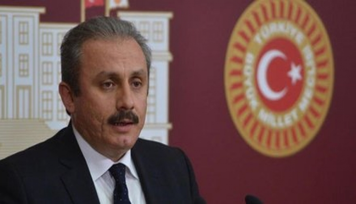 TBMM Başkanı'ndan 'Kasım Süleymani' Açıklaması
