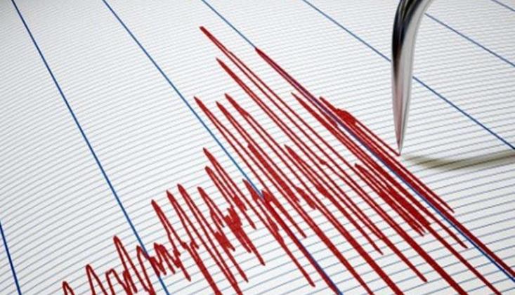 Alanya Açıklarında Deprem