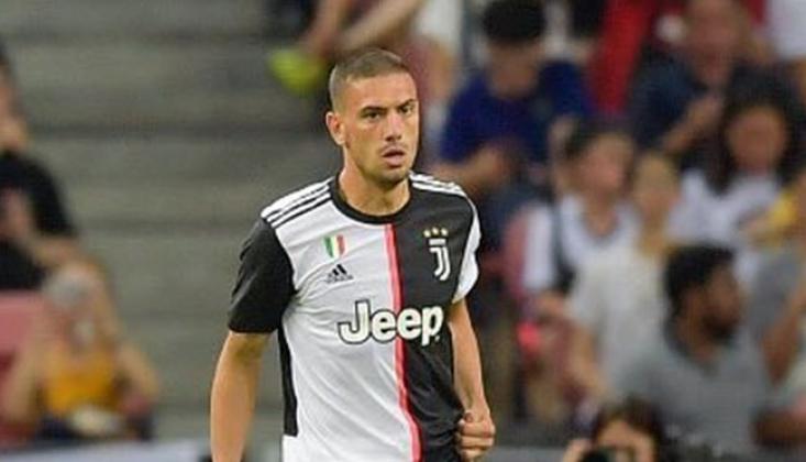 Merih Demiral İlk Kez Juventus 11'inde