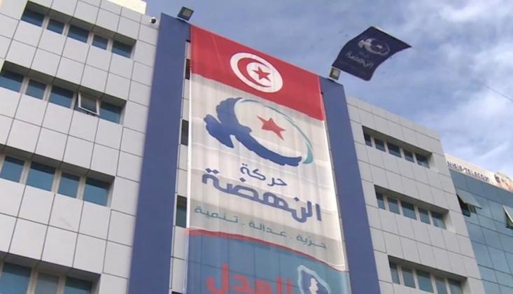 Tunus: Nahda'dan İstifa Edenlerin Sayısı 131'e Yükseldi