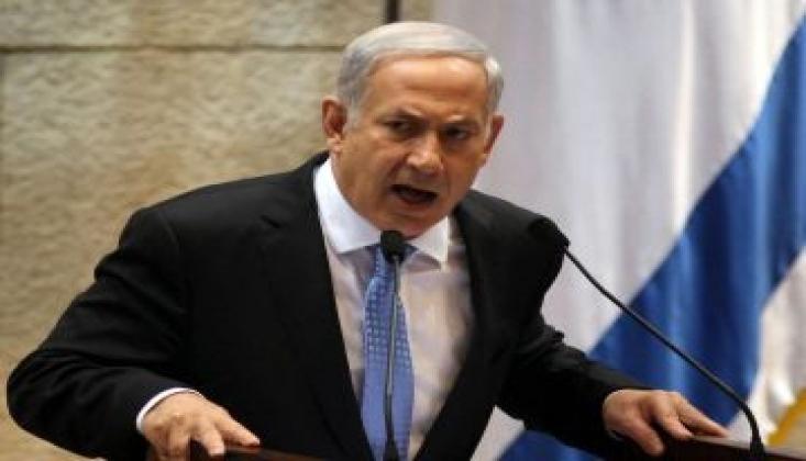 Katil Netanyahu'nun Aymazlığı