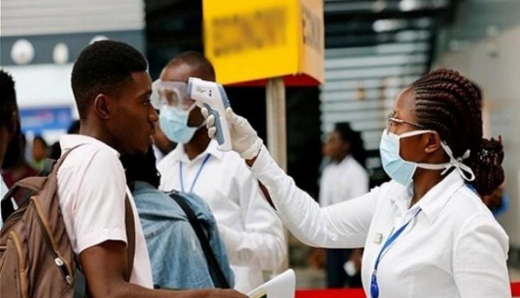 Nijerya'da Koronavirüs Vaka Sayısı 36 Bini Geçti
