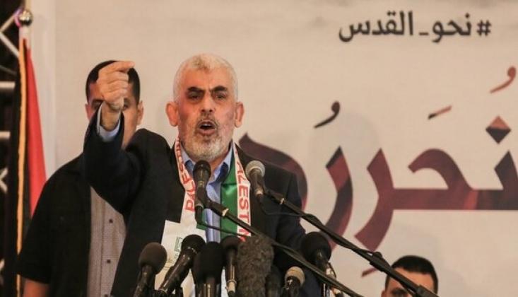 Filistin'in Kurtuluşu Hedefine Ulaşmak İçin Elimizden Geleni Yapacağız