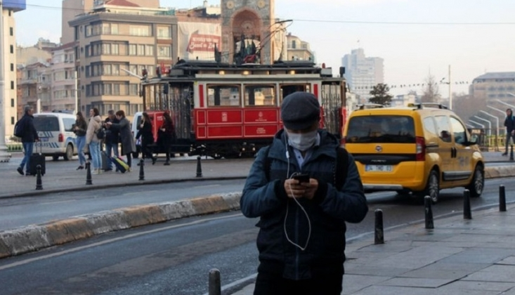 İstanbul'un 5 İlçesi Koronavirüste Alarm Veriyor