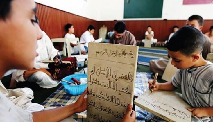 Bir Milyon Öğrenciye Kur'an-ı Kerim Eğitimi