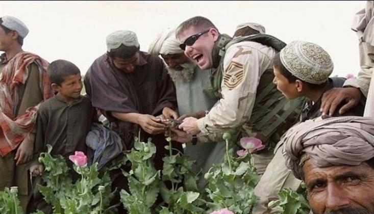 Afganistan'da Amerika'nın Varlığı Sayesinde Afyon Üretimi