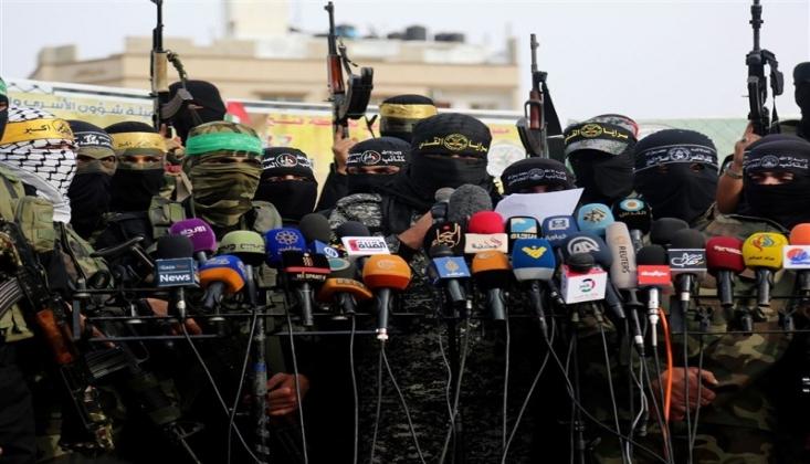 İşgalcilerle İlişkilerin Normalleştirilmesi Filistin'e İhanettir