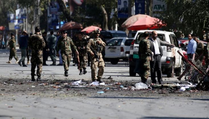 Kabil'deki ABD Büyükelçiliği Yakınında İntihar Saldırısı