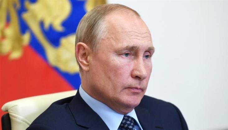 Putin: Teröristler Afganistan'da Toplanıyor