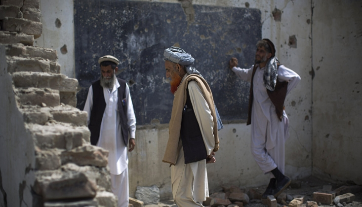 BM: Afganistan'da Son İki Yılın En Fazla Sivil Zayiatı Geçen Ay Verildi