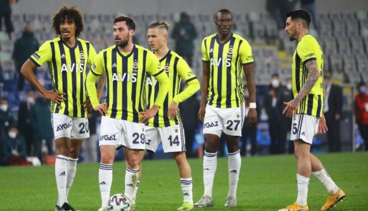 Fenerbahçe'de Galatasaray Tehikesi!