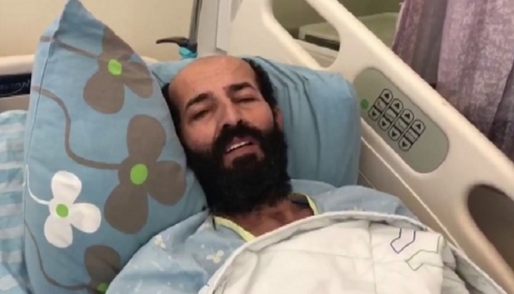Filistinli Esirden İran'a Teşekkür