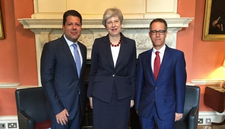 İngiltere'den Cebelitarık Yönetimine İran Gemisini Alıkoymaktan Teşekkür