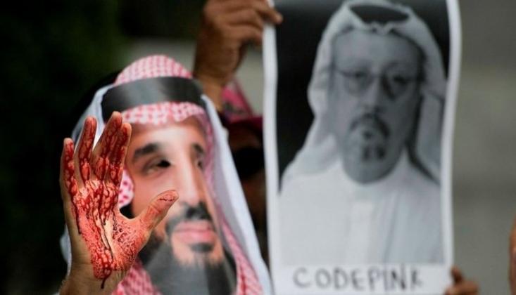 BM: Cemal Kaşıkçı'yı Prens Selman Öldürttü!