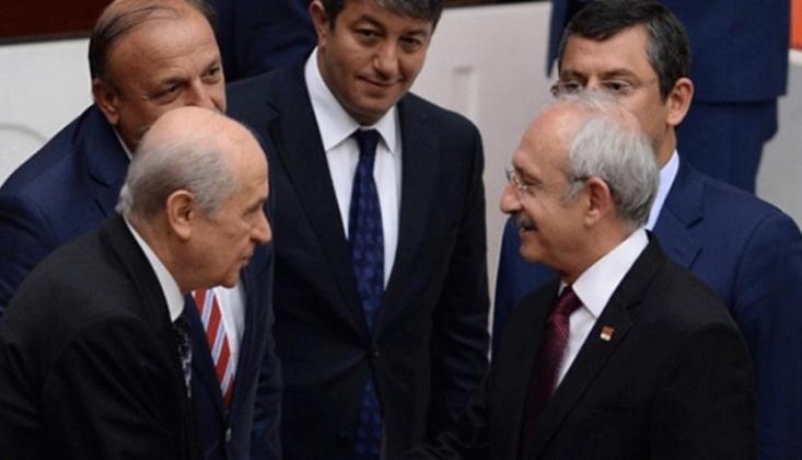 Kılıçdaroğlu'ndan Bahçeli'ye Çağrı: Ülkeyi Seçime Götür